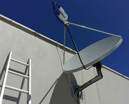 A Master Satellite and Aerial Specialis - DSTV Installations Durban