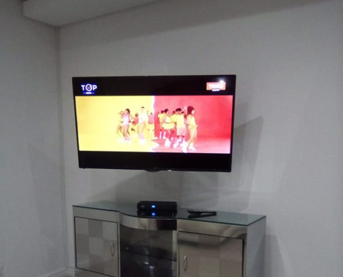 A Master Satellite and Aerial Specialist - TV Mounting and DSTV Installation Durban